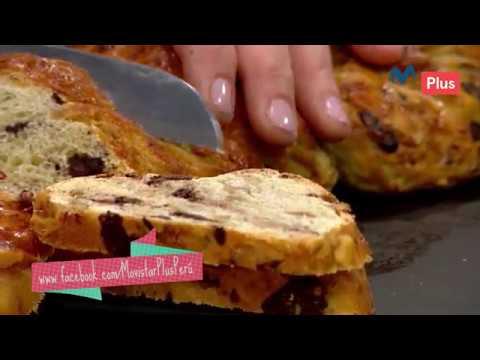 Ximena en casa - Pan casero con chocolate y nueces
