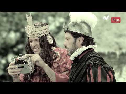 Locos en el Tiempo - Atahualpa y Pizarro