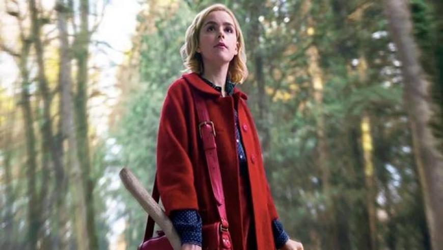 """Así lucen los personajes del remake de """"Sabrina, la bruja adolescente"""""""