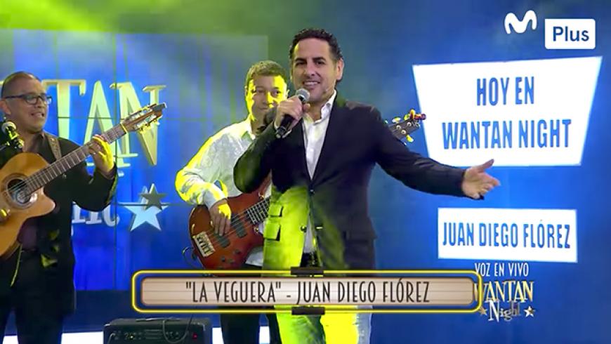 Lo mejor de Wantan Night con Juan Diego Flórez