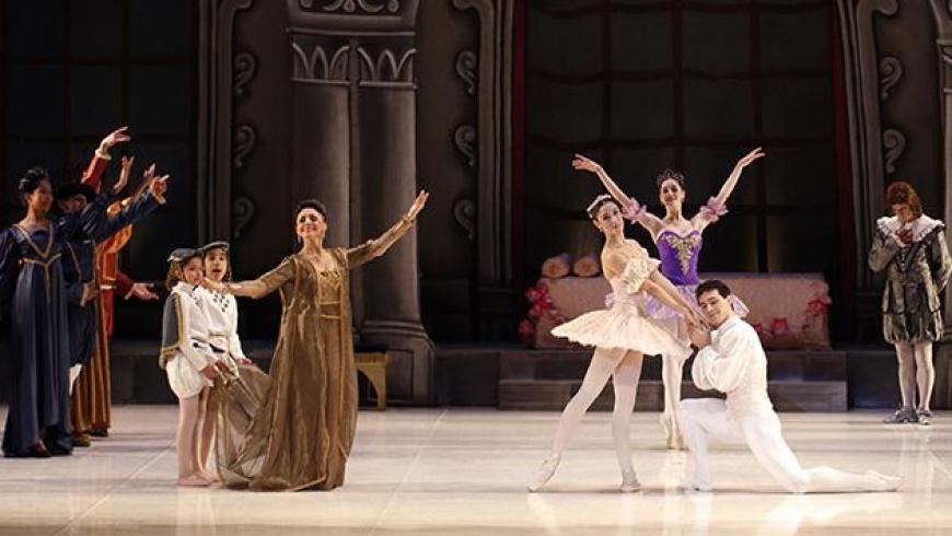 """Ballet Municipal de Lima dará función gratuita de """"La bella durmiente"""""""