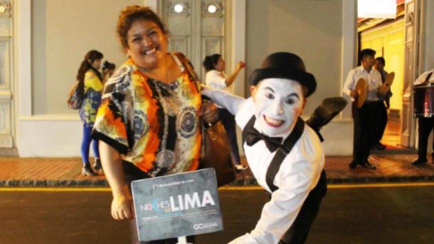 Noches de Lima presentará espectáculo gratuito de danzas folclóricas y horario extendido de museos