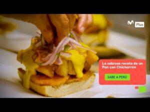 Sabe a Perú - Receta para un Pan con Chicharrón