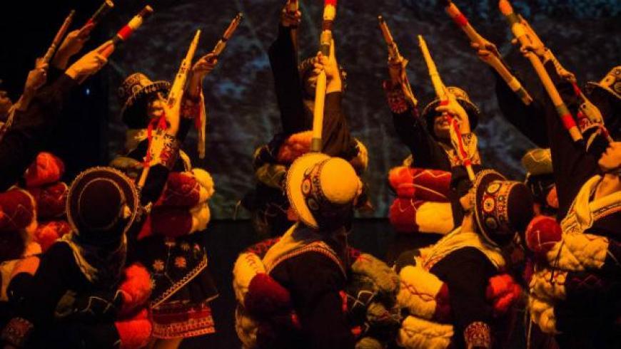 """Regresa el """"Retablo de Fiestas Patrias"""" al Gran Teatro Nacional"""