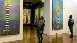covid-19 reabren galerias