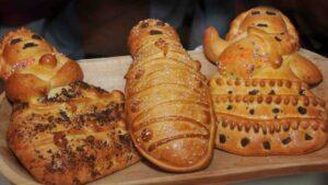 Pan Dia de los Muertos